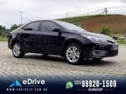 Toyota Corolla XEi 2.0 Flex Aut. - Raridade - Com Modo Sport - Muito Novo - 2018