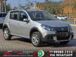 Renault SANDERO STEPWAY Hi-Flex 1.6 8V 5p 2011/2012
