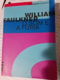 O Som e a Fúria, William Faulkner
