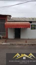 Alugo Sala Comercial no Bairro Novo Terceiro, com 50 m²