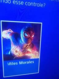 Spider man Miles Morales - Conta