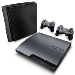 PS3 em ótimo estado de uso