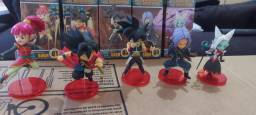 Vendo action figures dragon ball