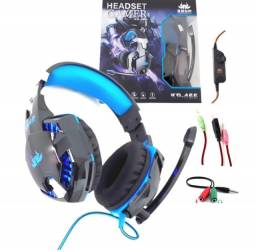 Fone Headset Gamer Pro 7.1 P2-Ps4-Pc Xbox One