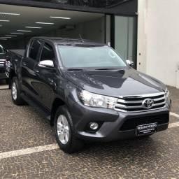 Toyota Hilux Srv 2.7 4x2 Flex 2017