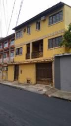 Apartamento Duplex com 3 quartos e área livre para churrasqueira