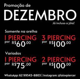 Promoção de Piercing (Body Piercer)