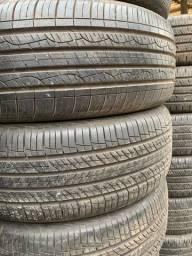 ?pneus semi novos 225/55-18 delint