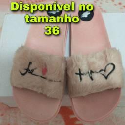 Qualquer Sandália R$15