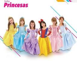 Fantasias Princesas