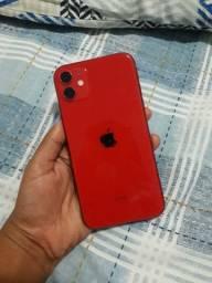 iPhone 11 64g novo garantia até março
