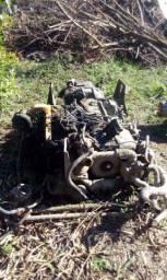 MOTOR VOLVO B58 E CAIXA DIFERENCIAL