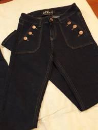 Calça jeans nova