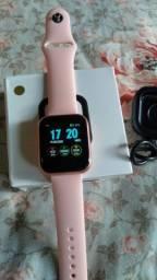 P70 smartwatch novo na caixa Ipatinga.