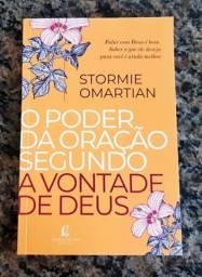 Livro: O poder da oração segundo a vontade de Deus | Stormie Omartian
