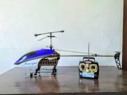 Helicóptero de controle remoto (1,00 M) GIGANTE!!