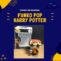 Funko pop artesanal Harry Potter