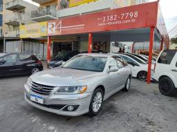 Azera 2011 GLS 3.3 V6 Completo Banco de Couro Muito Conservado Oportunidade