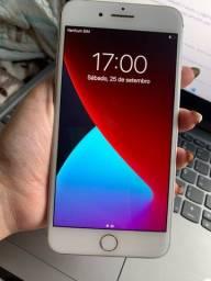 Título do anúncio: iPhone 7plus 128 GB