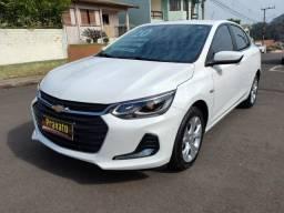 Chevrolet Onix plus Premier 1.0 Turbo Ano 2020 único dono