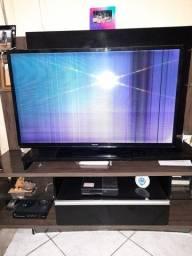 """TV Philips 47"""" para retirada de peças"""