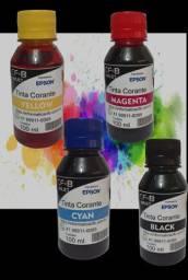 Refil de tinta recarga Epson