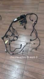 Chicote do motor volvo fh euro 3 revisado