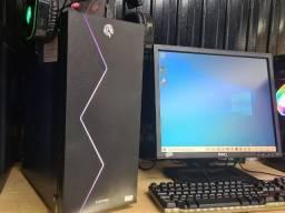 Pc Gamer I5 750 2.6GHZ 1156 8Gb RAM Ssd+Hd