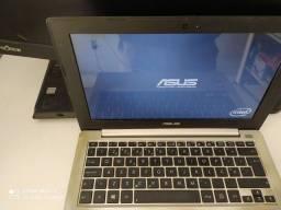 Net book Asus sem HD 4 g de memória tela 12.6