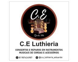C.E Luthieria