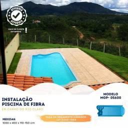 TA- Piscina 10 metros -Direto da única fábrica de piscina de Divinópolis!!