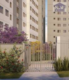 Apartamento 42mts, 2 Dormitórios Ao Lado do Parque do Carmo