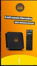 Vende TV in box
