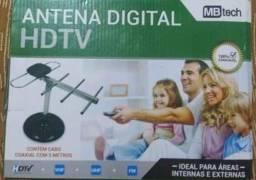 Antena HDTV // SEM CONVERSOR