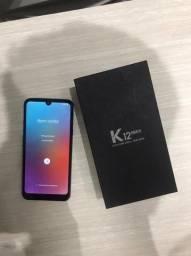 LG: Smartphone LG K12 Max Preto 32GB