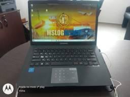 Notebook Compaq - Semi Novo - garantia!