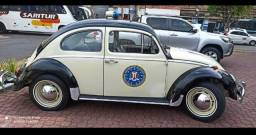 Título do anúncio: Fusca 1969 caracterizado de Viatura Policial anos 70 - Veículo Icônico e Exclusivo!