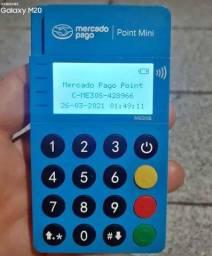Máquina de Cartão com NFC - R$ 15,00