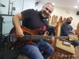 Musicman String Ray 5 HH com case original