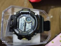 Relógio Digital Xinjia Masculino Esportivo Militar Prova D`água