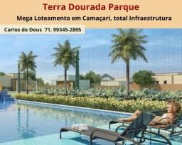 Título do anúncio:  Loteamento Terra Dourada Parque, excelente empreendimento da Odebrecht em Camaçari