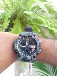 Relógio Skmei Digital e analógico masculino