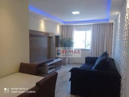 Título do anúncio: Apartamento com 1 dormitório para alugar, 45 m² por R$ 1.100,00/mês - Várzea - Teresópolis
