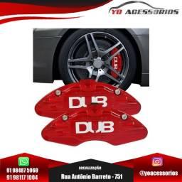 Capa de pinça Freio DUB - Aro 14 ao 19 - Acessorios Automotivos