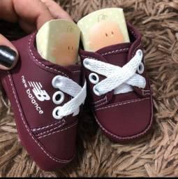 Sapato para bebê