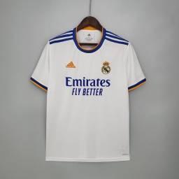 Camisa La Liga Real Madrid Home (2021/2022)