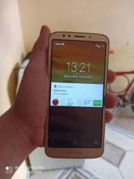 Moto E5 Play 16gb bem conservado zerado faço entrega!