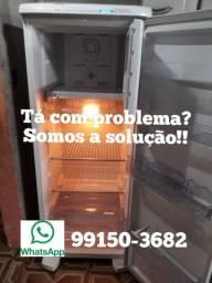 Geladeira com problemas, refrigeraçao Consul Electrolux Consul continental