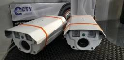 Promoção de 2 Camera de Segurança com visao infra vermelha, detecção de mov