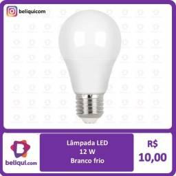 Título do anúncio: Lâmpada E27 LED   12W